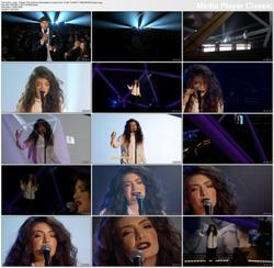 Lorde - Royals (The Grammy Nominations Concert Live! 12-06-13) - HD 1080i