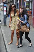 Michelle Keegan Out in Manchester 10th August x17