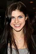 "Alexandra Daddario ""Marie Claire Italian Fashion & Style"" Event - March 25, 2010"