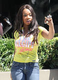 Тиффани Поллард, фото 4. Tiffany Pollard 'New York' Tiffany Pollard out and about in Los Angeles 08-04-2010, photo 4