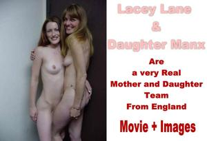 Lacey manx daughter mother