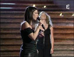 Laura Pausini and Lara Fabian