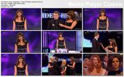 Carol Vorderman cleavage - Pride Of Britain Awards 2010 hd