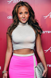 Эдриэнн Байлон, фото 16. Adrienne Bailon attends the Alize Mix Squad debut party at the Penthouse at Hotel Rivington on June 21, 2011 in New York City, photo 16