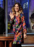 Дрю Бэрримор, фото 2857. Drew Barrymore 'The Tonight Show with Jay Leno' in Burbank - 02.02.2012*>> Video <<, foto 2857,