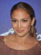 Дженнифер Лопес, фото 8828. Jennifer Lopez - American Idol Top 13 Finalists Party, march 1, foto 8828
